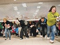 קניות, צרכנות / צלם: בלומברג